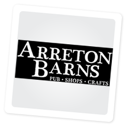 Arreton Barns on the Isle of Wight