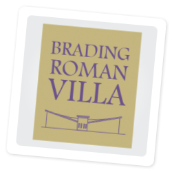 Brading Roman Villa on the Isle of Wight