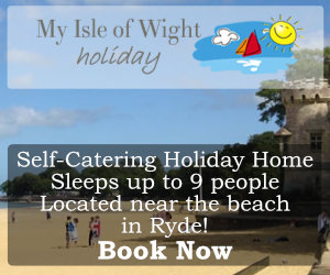 Image and link to self catering cottage in Ryde